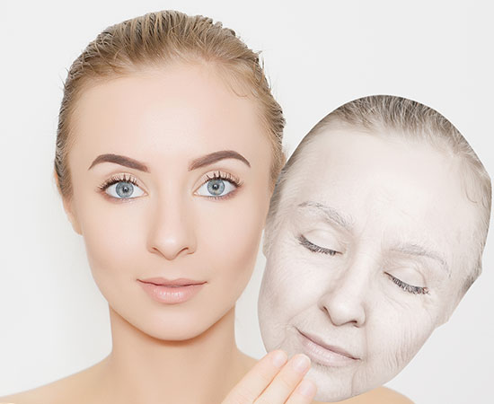 Wrinkle relief and anti-aging treatments
