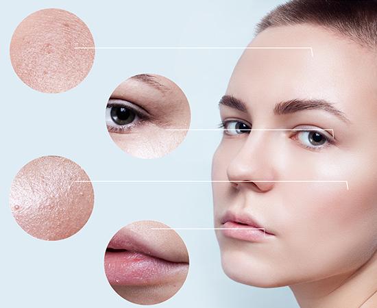 علاج الأمراض الجلدية